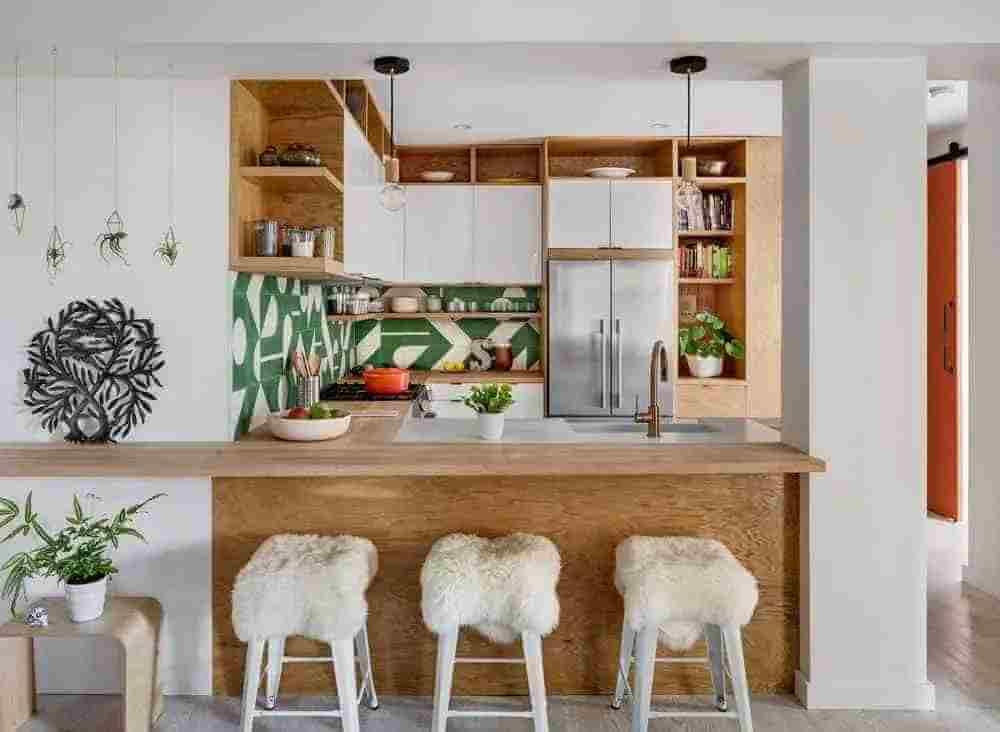 küçük-mutfak-ahşap-köşe-tasarim