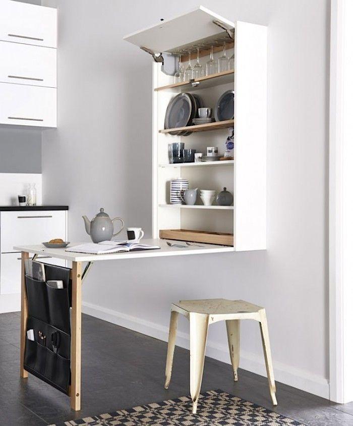 küçük-mutfak-için-katlanabilir-masa-sandalye