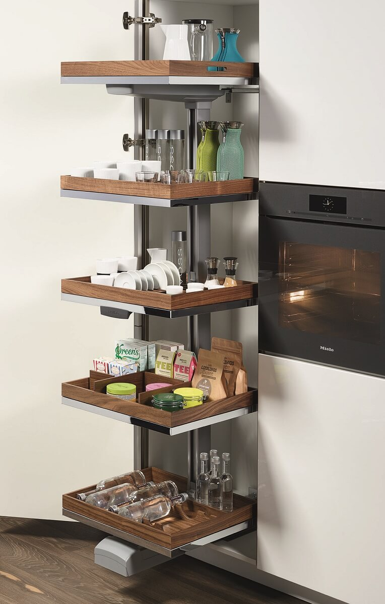 mutfak-dolabi-ici-kiler sistemi