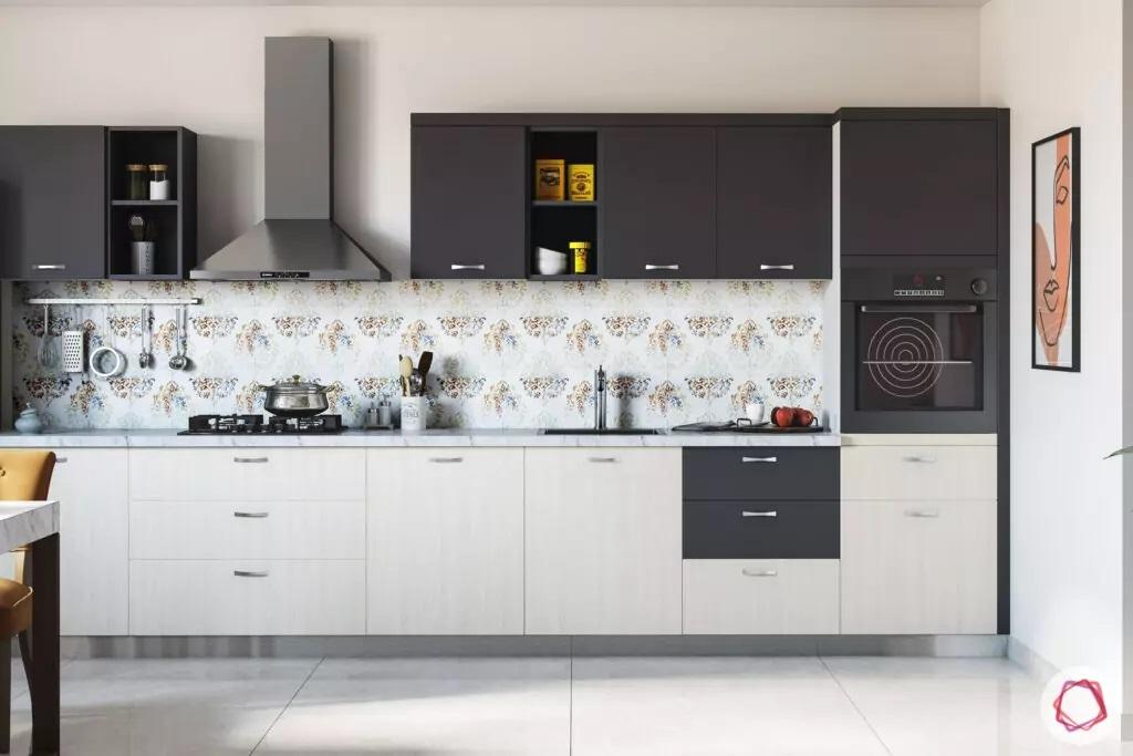 siyah-beyaz-mutfak-dolabi-modeli