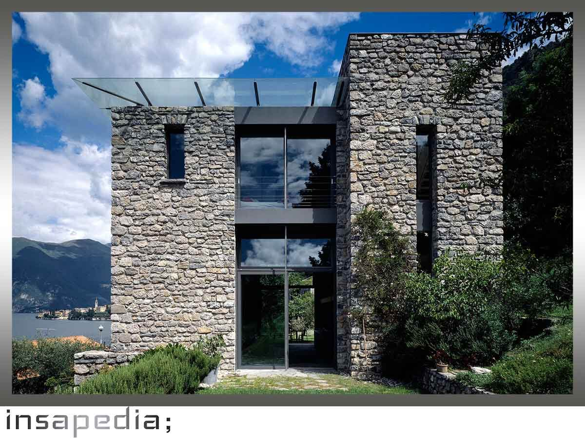2-katli-luks-modern-taş-ev-villa