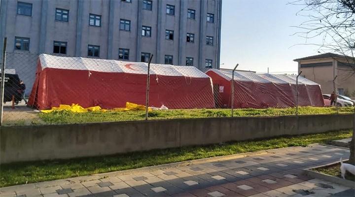 çadır-sahra-hastane