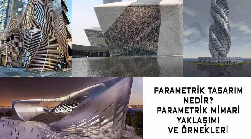 parametrik tasarım