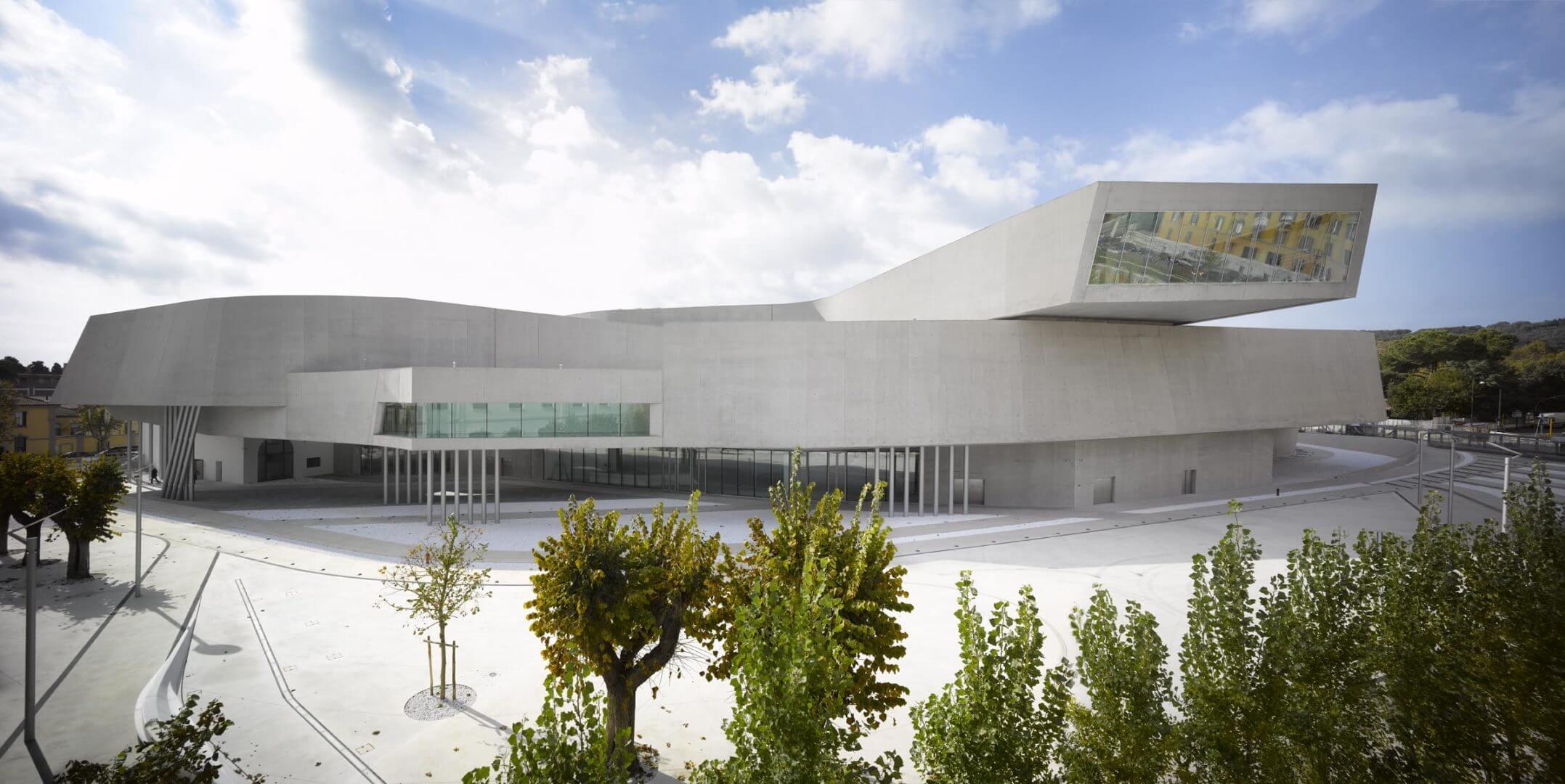 MAXXI Ulusal 21. Yüzyıl Sanatları Müzesi