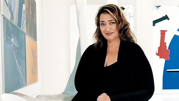 Zaha Hadid (1950-2016)