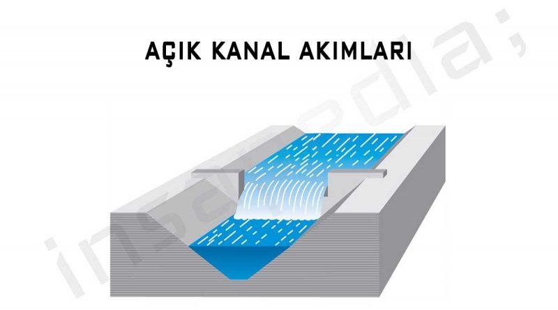 açık-kanal-akımı