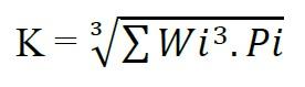 kren sınıfı belirleme formülü